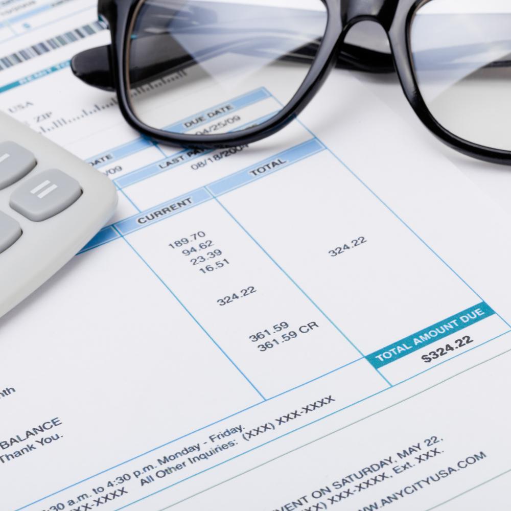 Obetalda räkningar kan bli dyra