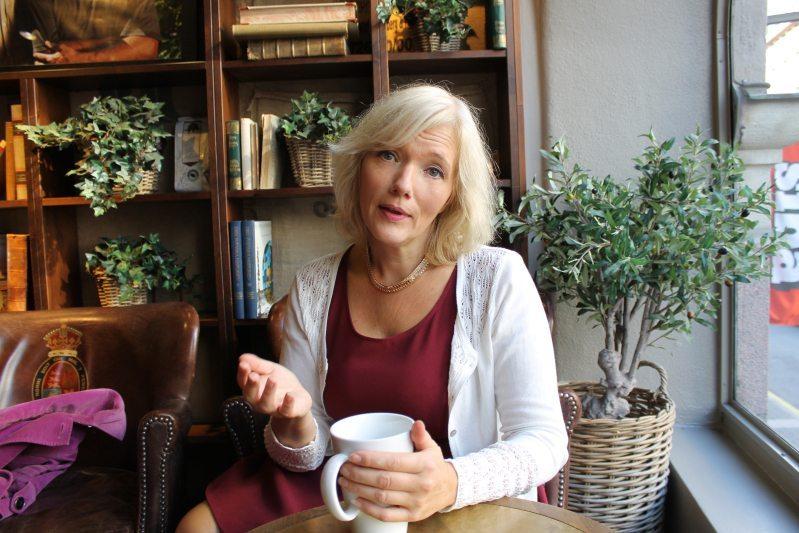Bild på Karin Nordlander
